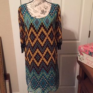 Judith March Anthropology Brand dress Sz Large